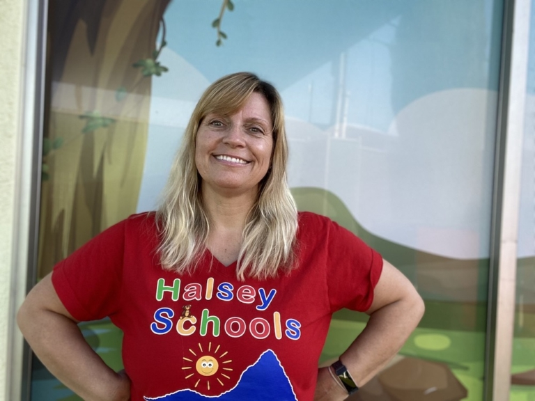 Ms jenni love spending her days with wonderful children and teachers
