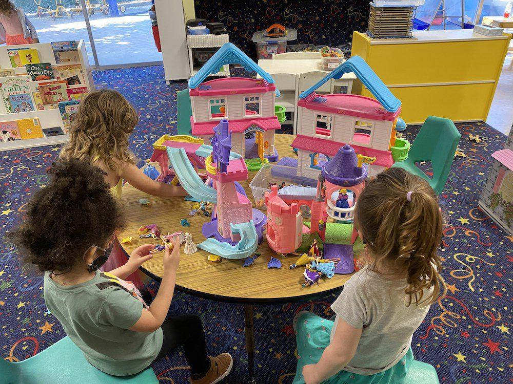 play is how preschoolers learn