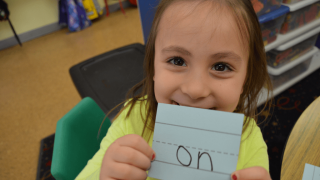 Sight words are not sounded out