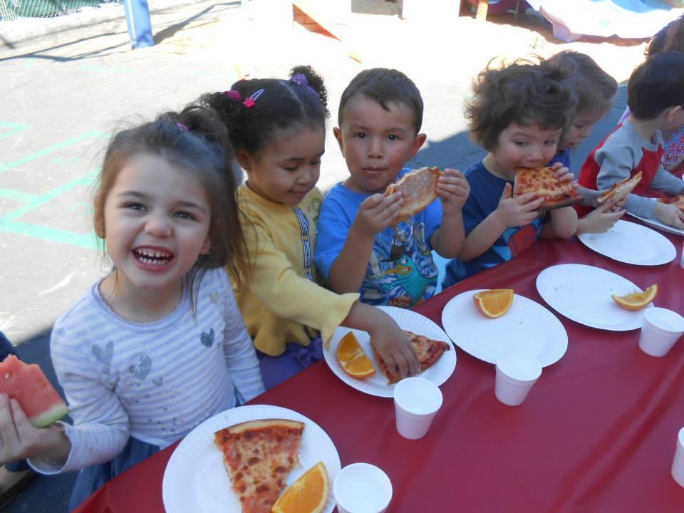 January Pizza Party