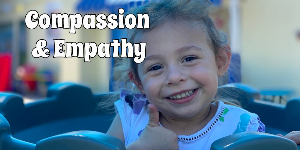 Model Compassion and empathy for your child