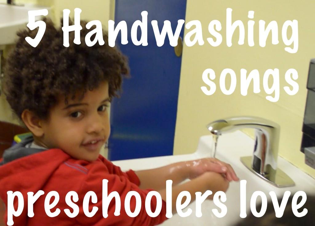 5 Hand Washing Songs Your Preschooler Will Love Halsey Schools