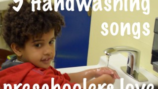 5 handwashing songs your preschoolers love