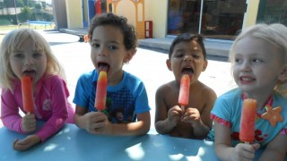 Popsicles are awesome