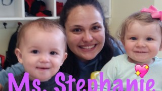 Ms. Stephanie love teaching
