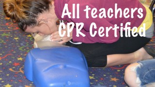 Infant, pediatric and adult CPR training