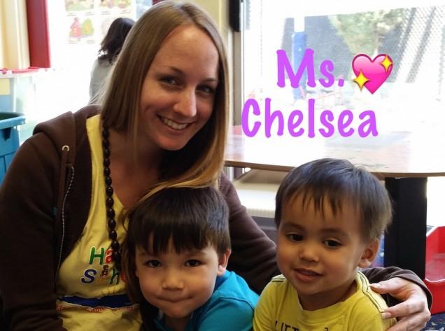 Ms. Chelsea Woodland Hills teacher