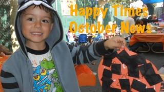 Happy Times Preschool & Infant Newsletter at Halsey Schools
