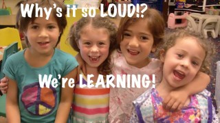 Preschool classrooms should be full of talking