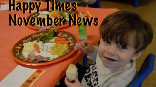 Happy Times November at Halsey Schools
