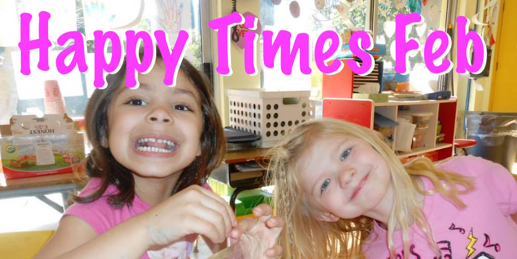 Happy Times News Letter February