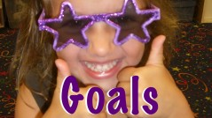 Setting goals with your preschooler