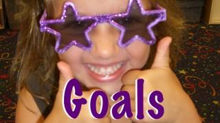 Setting goals with your preschooler