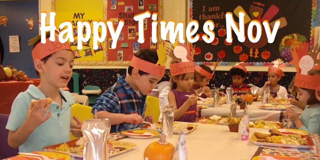 Happy Times November