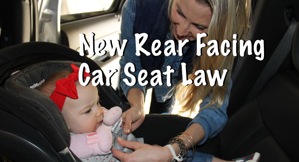 2017 rear facing california car set law