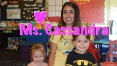 Ms. Cassandra preschool teachers
