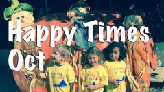 Happy Times October 2017