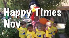 Happy Times November Newsletter Halsey Schools Woodland Hills