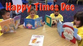 Happy Times Halsey Schools Newsletter Decmeber