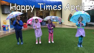 Happy Times April 2018
