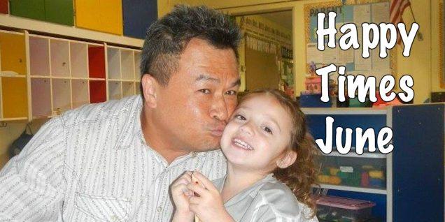Happy Times Halsey Schools June