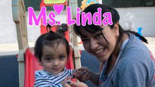 Ms. Linda loving teacher