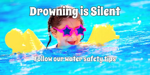 Safety tips for water play swiming