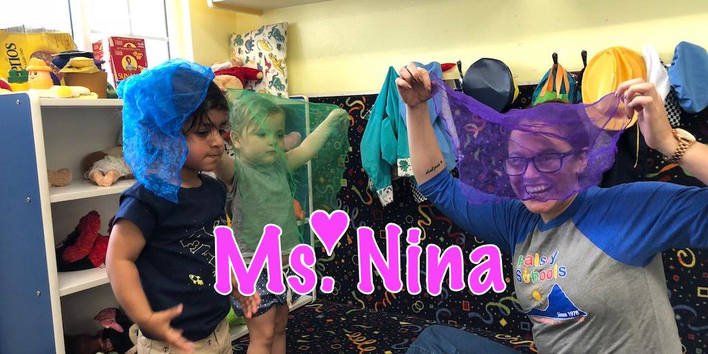 Ms. Nina