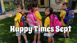 Happy Times Newsletter Prescho