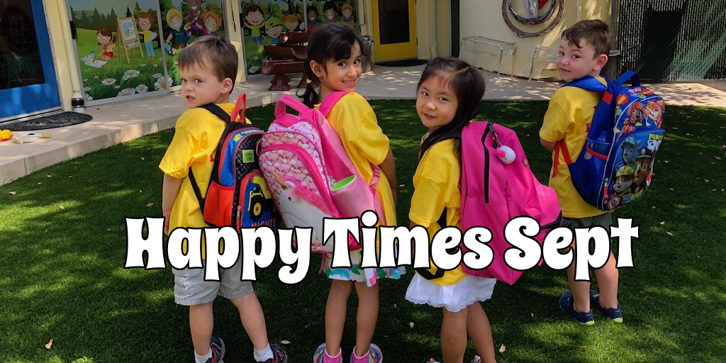 Happy Times Newsletter Prescho