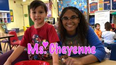 I Love teaching. Ms. Cheyenne