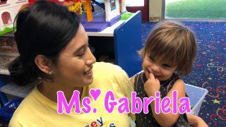 Ms. Gabriela Preschool Teacher