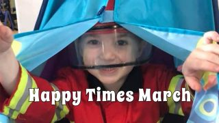 Happy Times March 2019