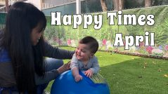 Happy Times April 2019