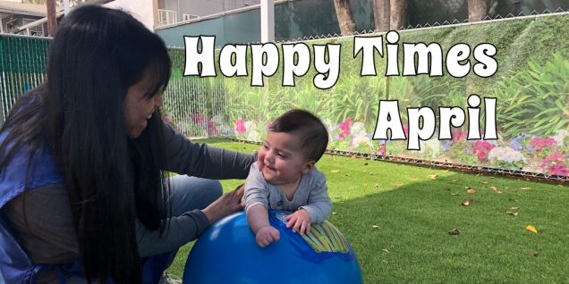 Happy Times April 2019