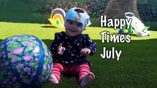 Happy Times July