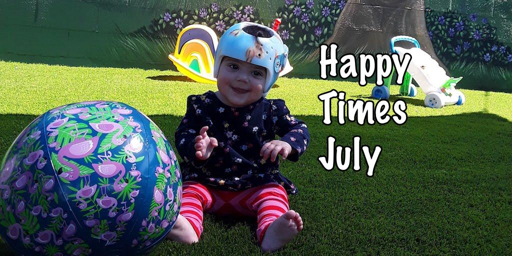 Happy Times July