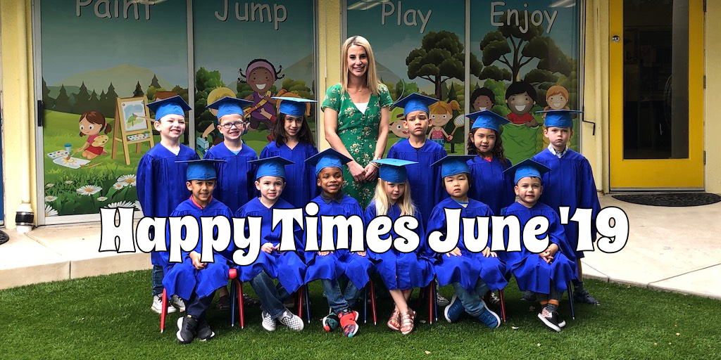 Happy Times June 2019