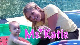 Ms. Katie Speaks some spanish too