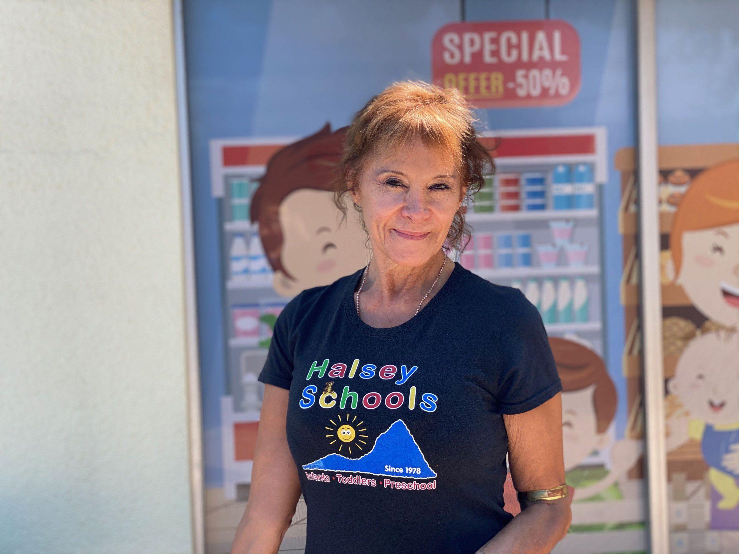Ms Lucy kind loving los angeles preschool daycare teacher