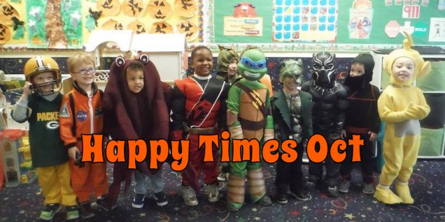 Happy Times October 2019