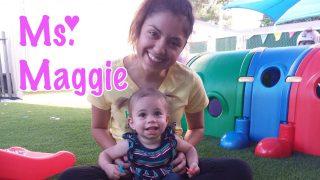Ms. Maggie Loves babies
