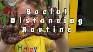Social Distancing Routine