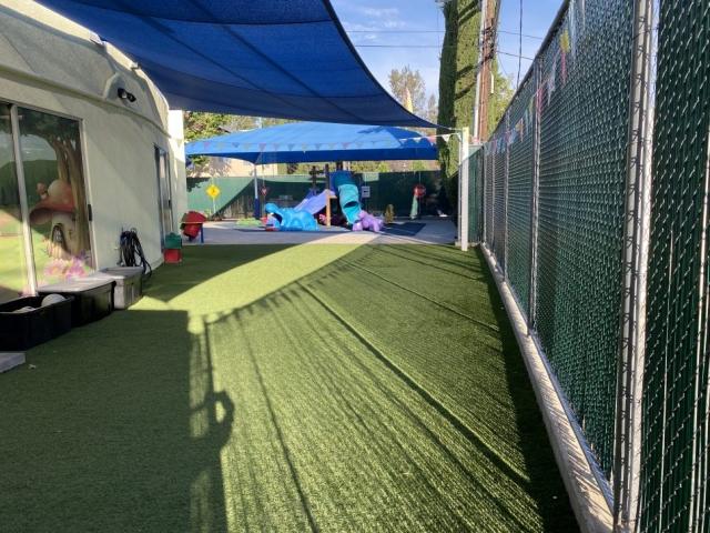 preschool lawn