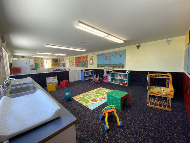 Daycare center for babies in WHLS 91364