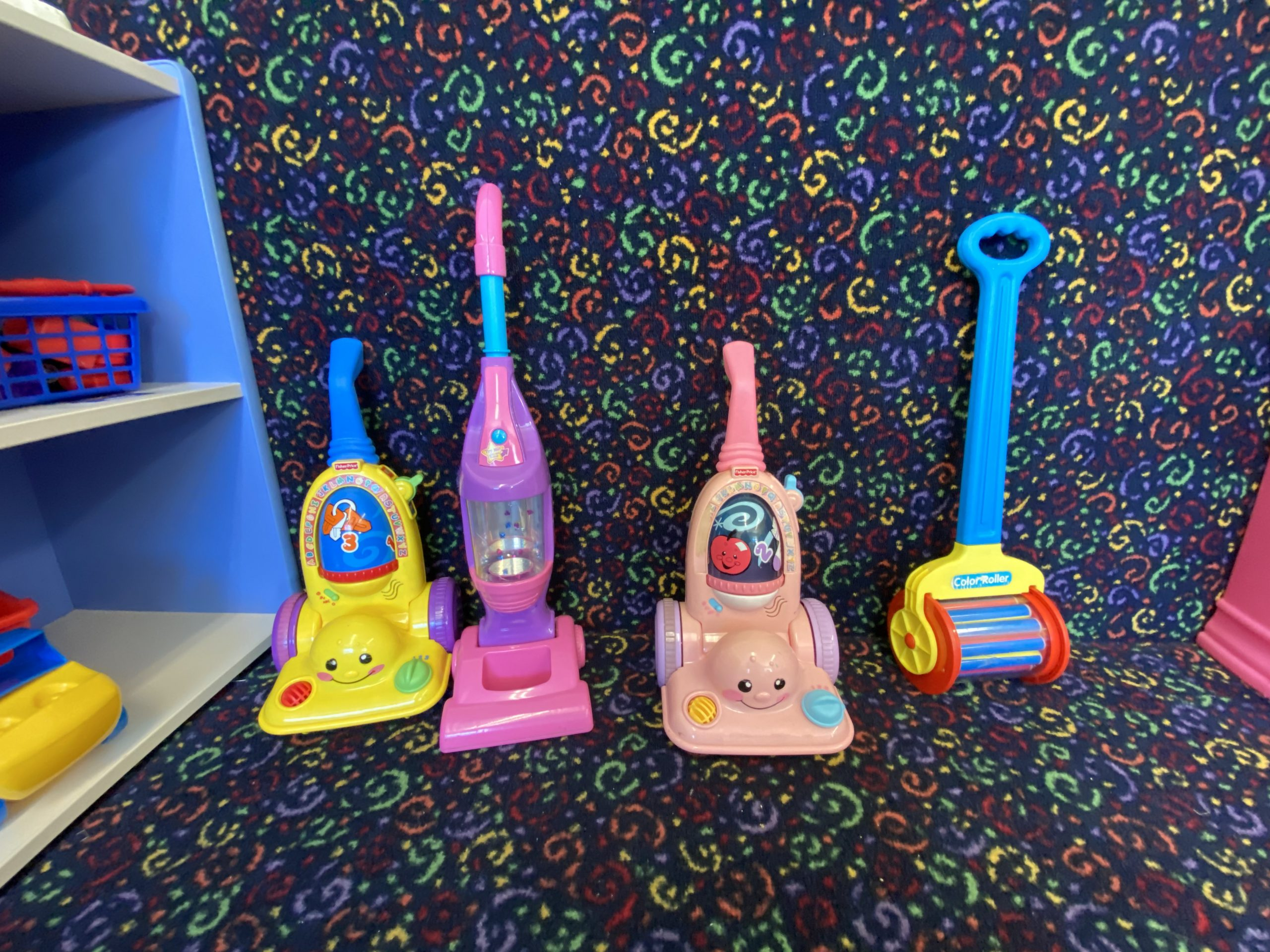 Push toys for babies
