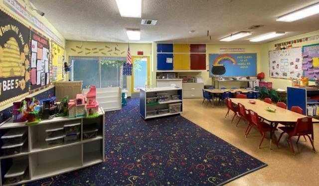 Happy Bright Clean Preschool