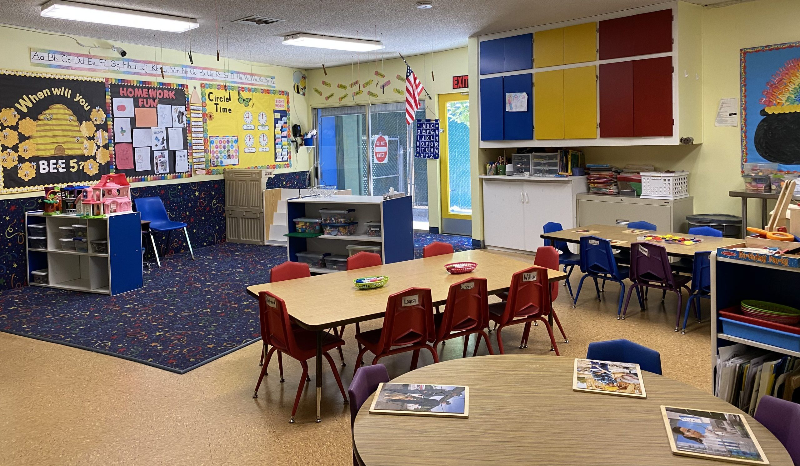 Preschool and Daycare WHLS 91364