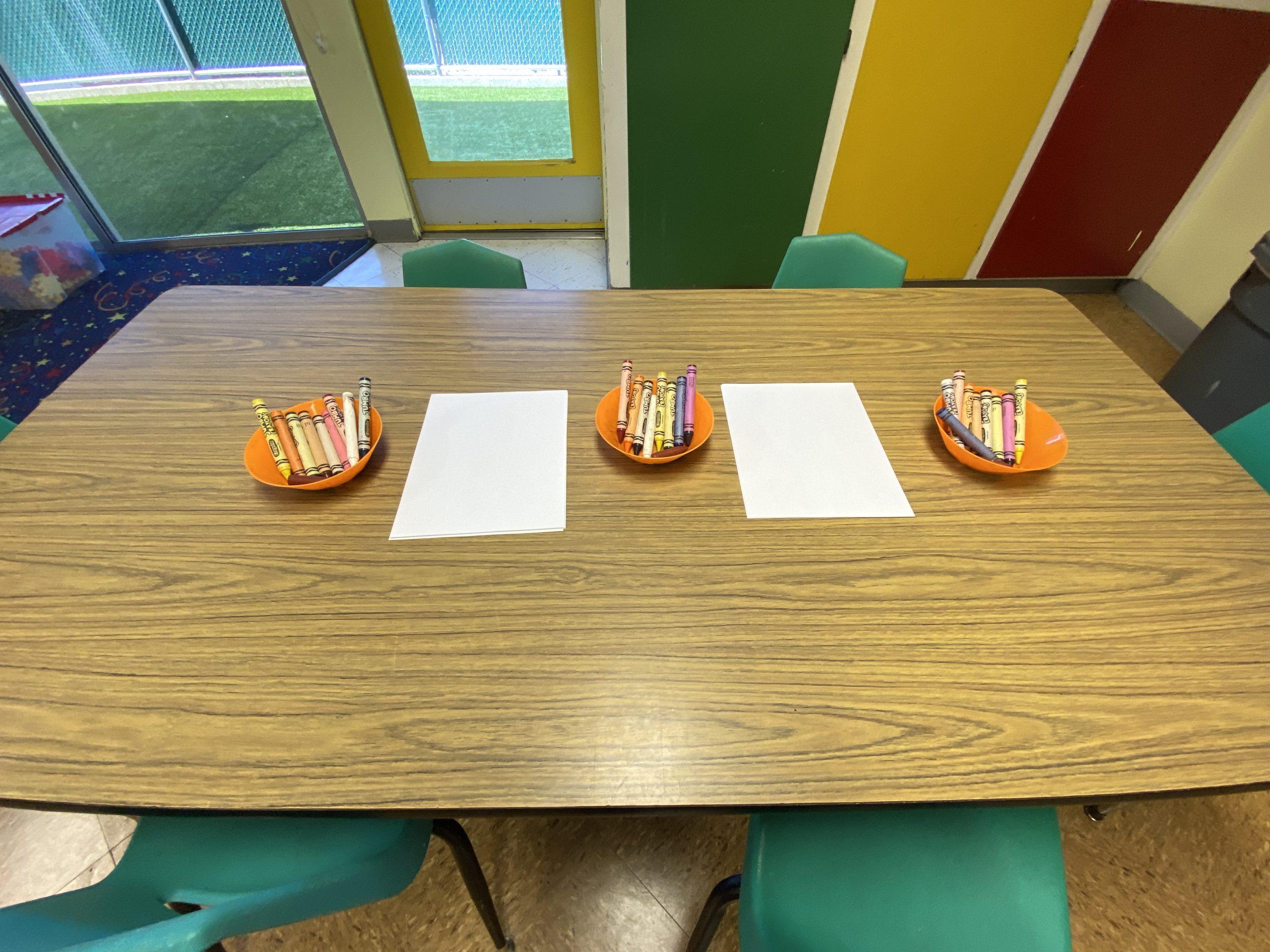 Safely open preschool
