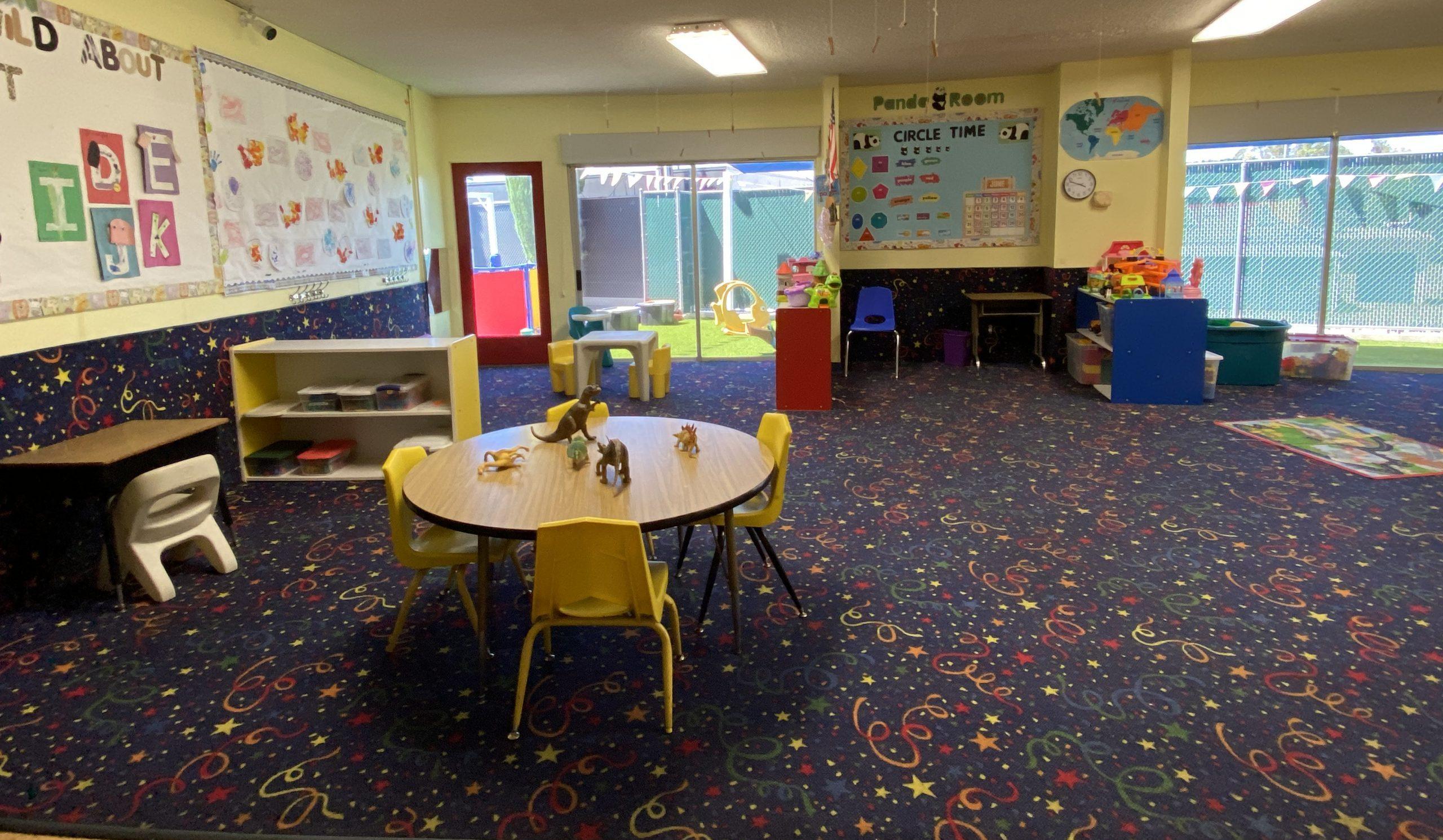 day care childcare preschool
